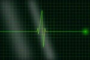 ondas de eletrocardiograma