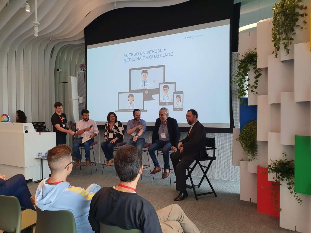 Meet&Talk do Google reúne líderes de tecnologia do Brasil