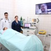 Unidade de saúde do município de Tarumã após a implantação de solução da Portal Telemedicina