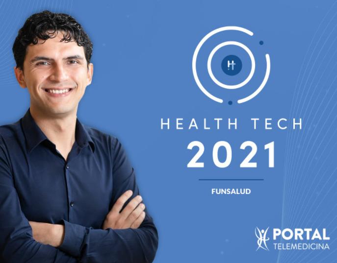 Rafael Figueroa na Health Tech 2021